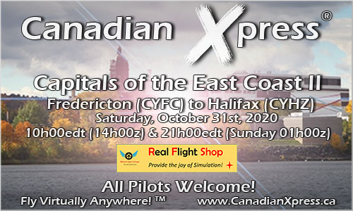 Canadian Xpress® Fly-In Banner