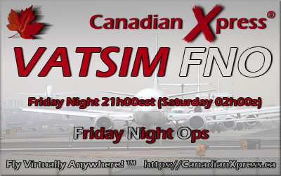 VATSIM Friday Night Ops (FNO)